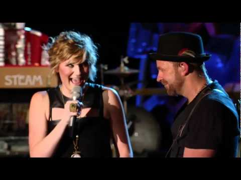 Sugarland - Stuck Like Glue- Amex UNSTAGED