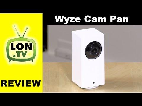 Wyze Cam Pan Review - $30 Pan, Tilt, Zoom (sorta) security