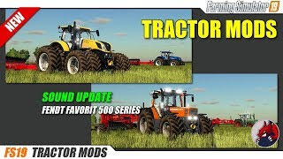 "[""BEAST"", ""Simulators"", ""Review"", ""FarmingSimulator19"", ""FS19"", ""FS19ModReview"", ""FS19ModsReview"", ""fs19 mods"", ""fs19 tractors"", ""FENDT FAVORIT 500"", ""NEW HOLLAND T7""]"