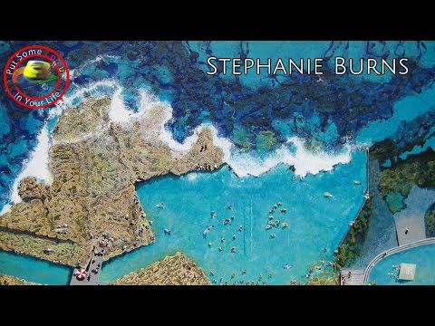 Fine Art Tips with Stephanie Burns on Colour In Your Life