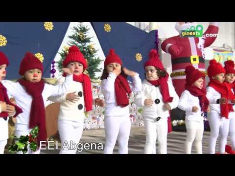 Fiestas navideñas en los Centros Educativos de Gines 2016