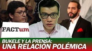 LAS DISPUTAS ENTRE BUKELE Y LA PRENSA - SOY JOSE YOUTUBER