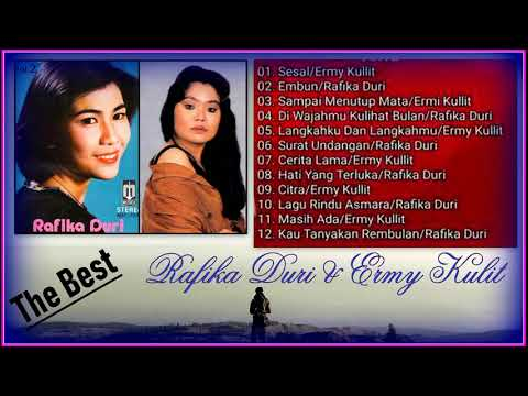 Best Of Rafika Duri & Ermy Kulit - Nostalgia Music  ||  Music Every Day