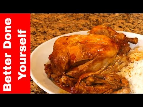 How to Cook a whole FROZEN Chicken in the Instant Pot
