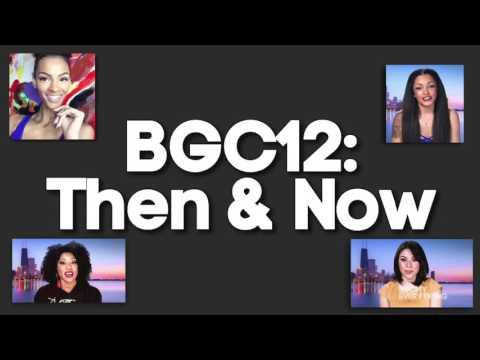 BGC12 - Then & Now