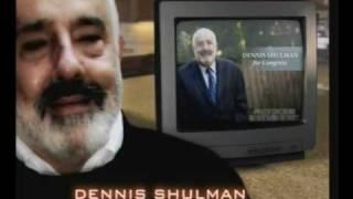 Garrett attacks Rabbi Dennis Shulman
