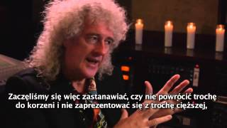 Dr. Brian May Raves About Adam Lambert HD