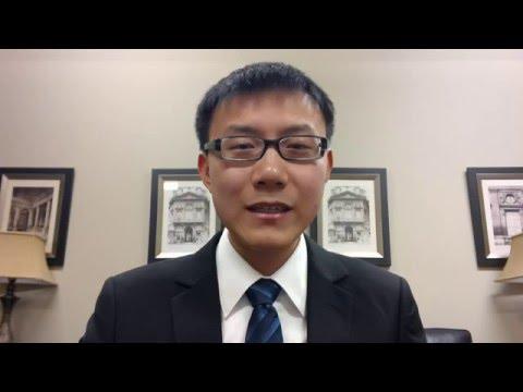 Columbia Financial Engineering Video Shuoyuan Zhang