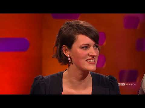 Phoebe Waller-Bridge Knew Nothing About Star Wars Before Auditioning - The Graham Norton Show