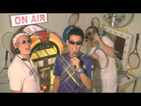 Roland Garros 2010 Nishikori Karaoke