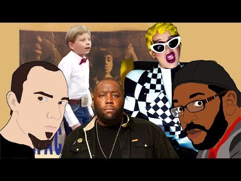 Cardi B - Invasion of Privacy/2pac - 2pacalypse Now Reviews (G.O. #151)