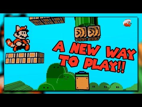 Super Mario Bros 3 in VR |