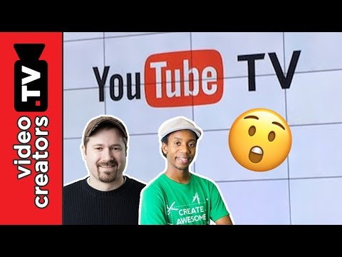 🔴 LIVE: Is YouTube TV's BIG Announcement good for Creators?