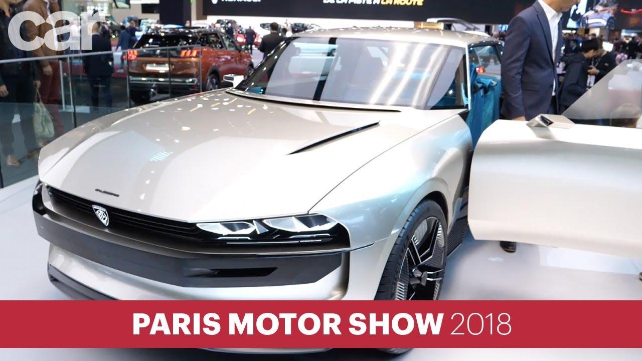 Peugeot E Legend Concept The 504 Revisited As An Autonomous Electric Car