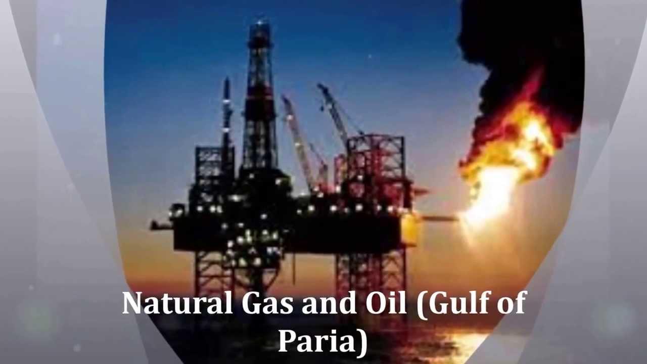 Natural Gas In Trinidad And Tobago
