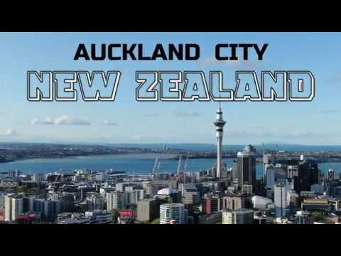 Driving  Downtown Auckland (CBD) NEW ZEALAND | Osmo Action | Mavic 2 Zoom  | Epidemicpop