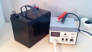Зарядное устройство для автомобильных батарей