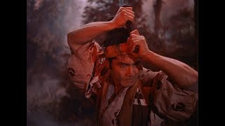 1955年的日本动作片:一乘寺之决斗,是宫本武藏三部曲的第二部作品。武...