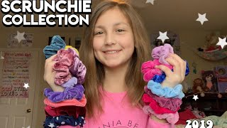 ★My scrunchie collection 2019★