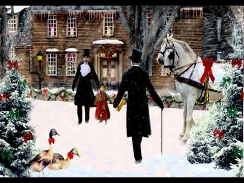 Image result for victorian christmas scenes