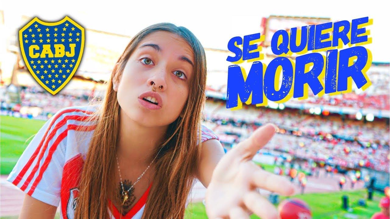 Download BROMA A MI NOVIA DE BOCA JRS EN ESTADIO DE RIVER PLATE | Alexis Sanzi