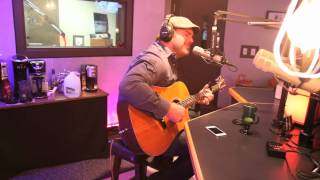 "Lee Brice sings ""A Woman Like You"" Live In Studio / ACOUSTIC"