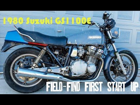 Repeat 1980 SUZUKI GS1100e by Brockett Davidson - You2Repeat