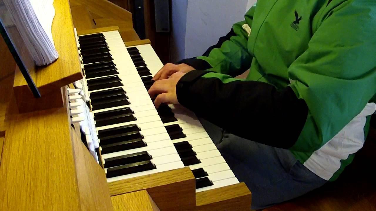 Orgel / GGB AUG* 746 O komm, o komm , Emanuel! - YouTube