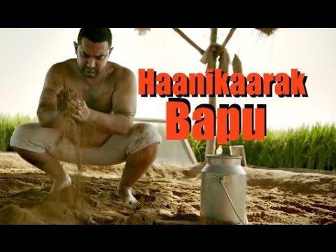 dangal---haanikaarak-bapu-song---aamir-khan-releasing-soon