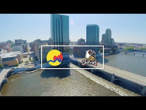 """Grand Rapids Griffins: """"Our City"""""""