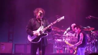The Cure A Letter To Elise Live in El Paso, Texas - 2016 NORTH AMERICAN TOUR