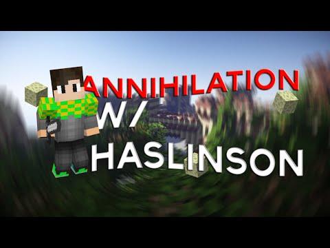 Annihilation #1- POPELÁŘ ADY! w/ Haslinson -cz-