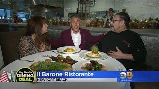 Tony's Table: Il Barone Ristorante In Newport Beach