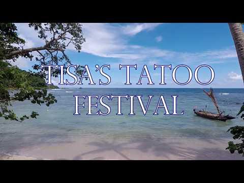 Tisa's Tattoo Festival American Samoa 2017
