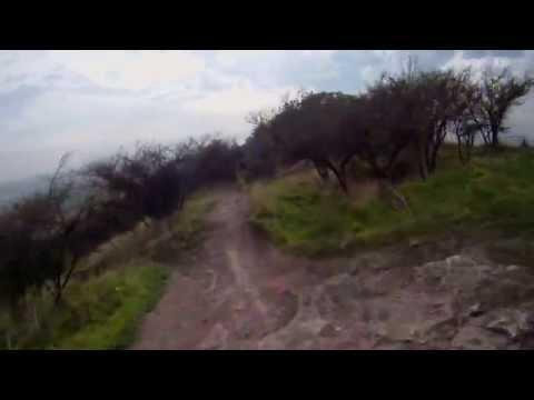 DH Cerro La Ballena (Puente Alto) - AEE SD19 1080p - Trek WAHOO GF 29er