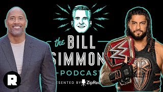 Saving the Rock, 'Crazy Rich Asians,' and 'SummerSlam' 2018 | The Bill Simmons Podcast