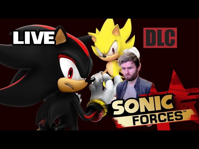 Sonic Forces - Episode Shadow and Super Sonic Walkthrough Gameplay