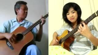 Tình Khúc Buồn  - Song Tấu Guitar
