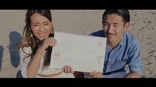 【結婚式前撮りエンドロールムービー】2018.8.25 SYOMA & IKUMI