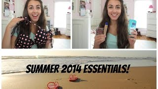 Summer 2014 Essentials! Thumbnail