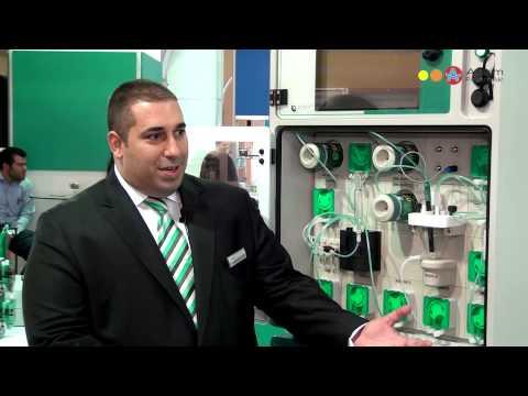 Andre Yanço - Metrohm Turkey - Turkchem Chem Show Eurasia 2014