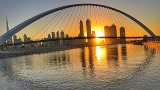دُبي تدشن قناة مائية.. طولها 3 ألف متر وعرضها 120، فيديو
