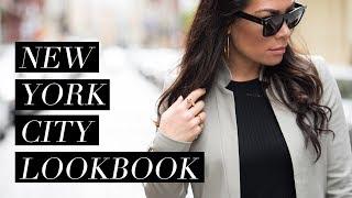 NYC BUSINESS/CASUAL FASHION LOOKBOOK