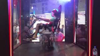 OMEN by HP reality games in Gitex expo 2017 Dubai World Trade Center