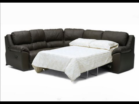 Sleeper Sectional Sofa