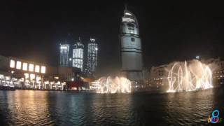 The Dubai Fountain [2016]