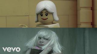 Sia - Chandelier (LEGO Stop-motion Comparison)