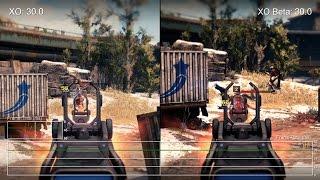 Destiny Xbox One: 1080p Retail vs 900p Beta Frame-Rate Tests