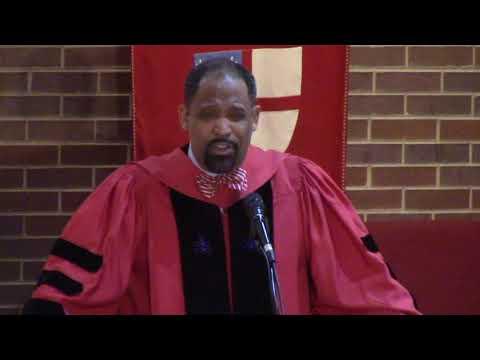 """Doing Justice"" Ronald S  Sullivan, Jr , Esq , Absalom Jones Day Celebration, Episcopal Diocese Chic"