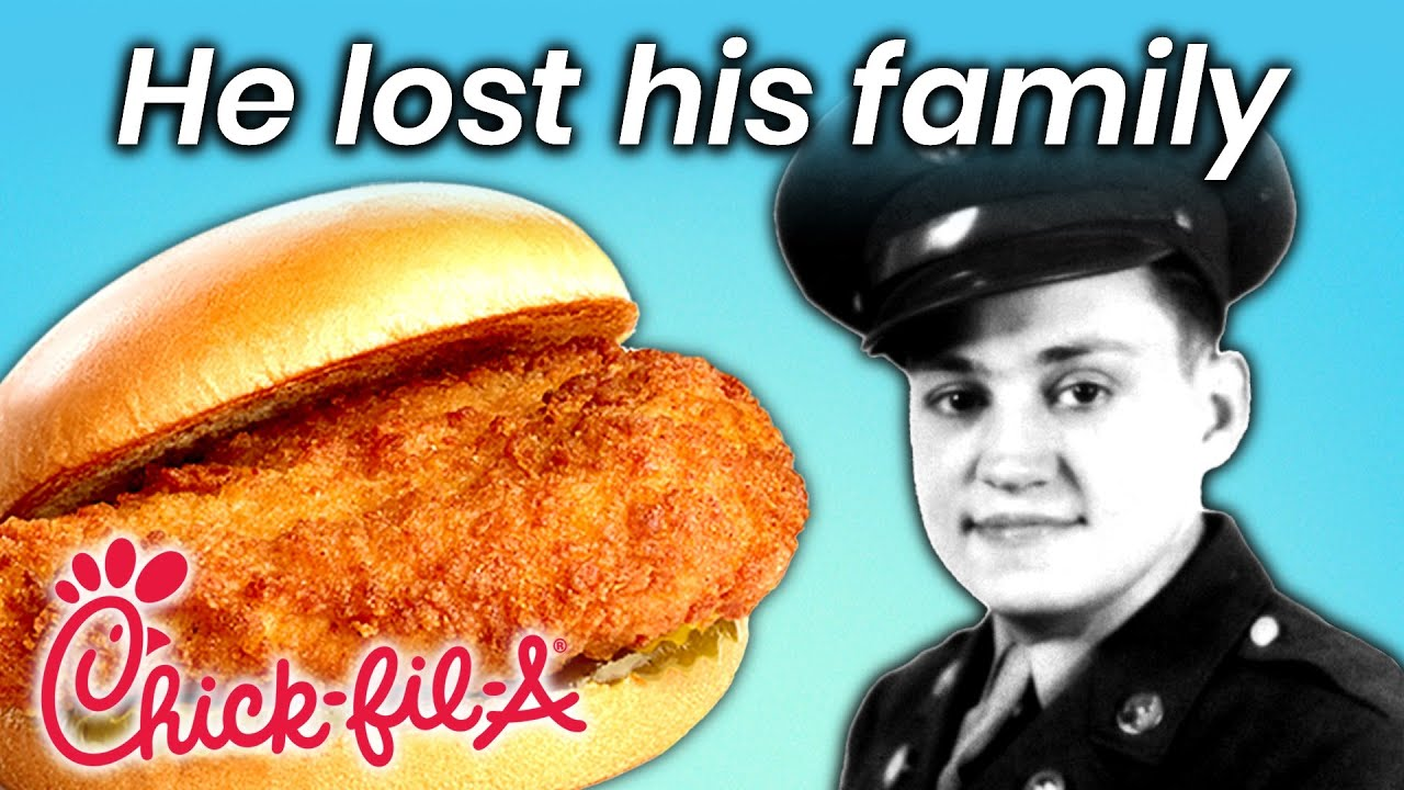 The U.S. Soldier Who Invented Chick-fil-A After Losing His Family Overnight